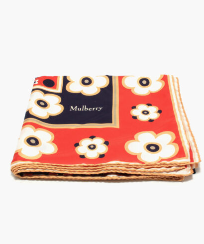 Mulberry Sjal Scarf Rea