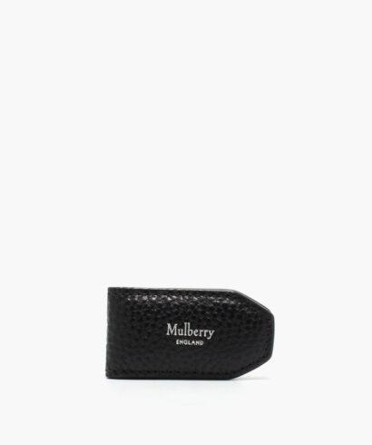Mulberry money clip läder rea