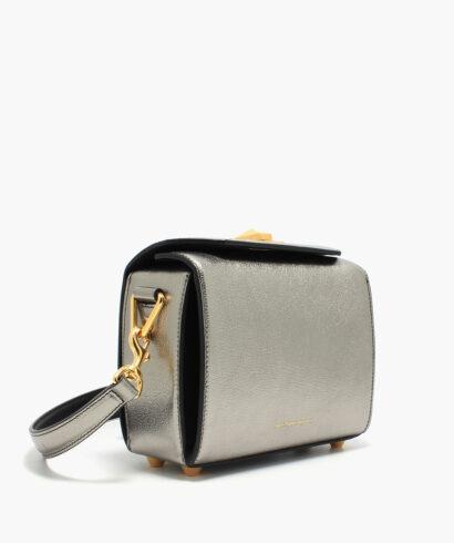 Alexander Mcqueen väska box bag rea