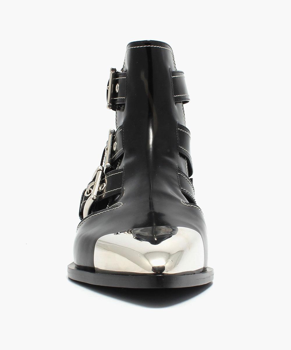 Alexander McQueen skor boots rea