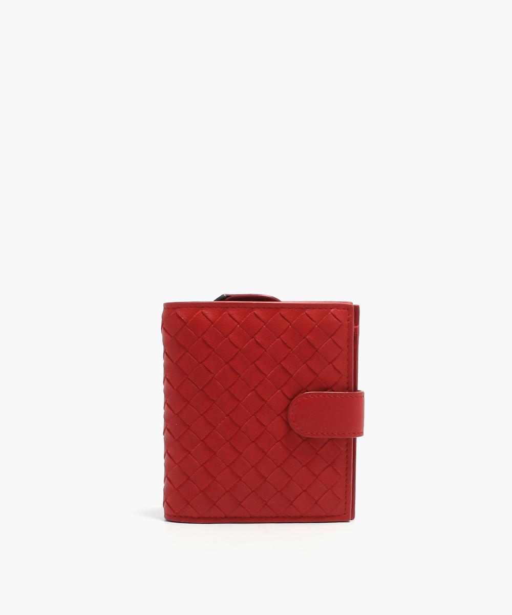 Bottega Veneta wallet plånbok skinn previous season rea