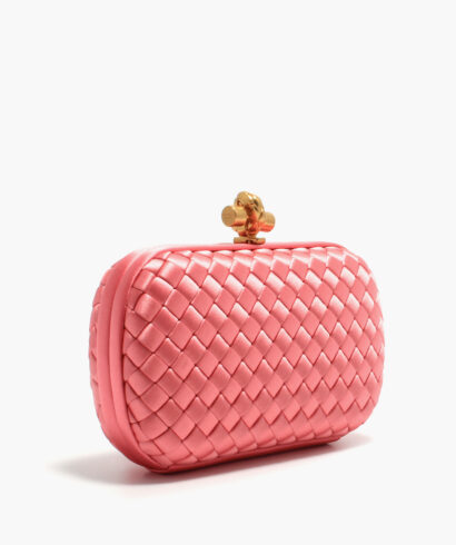 Bottega Veneta Knot clutch bag väska rea previous season