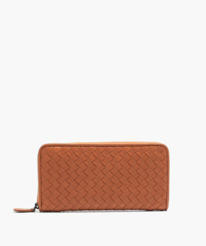 Bottega Veneta wallet plånbok skinn previous season rea