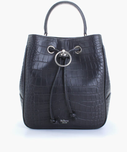 mulberry-hampstead-black-croc sale rea