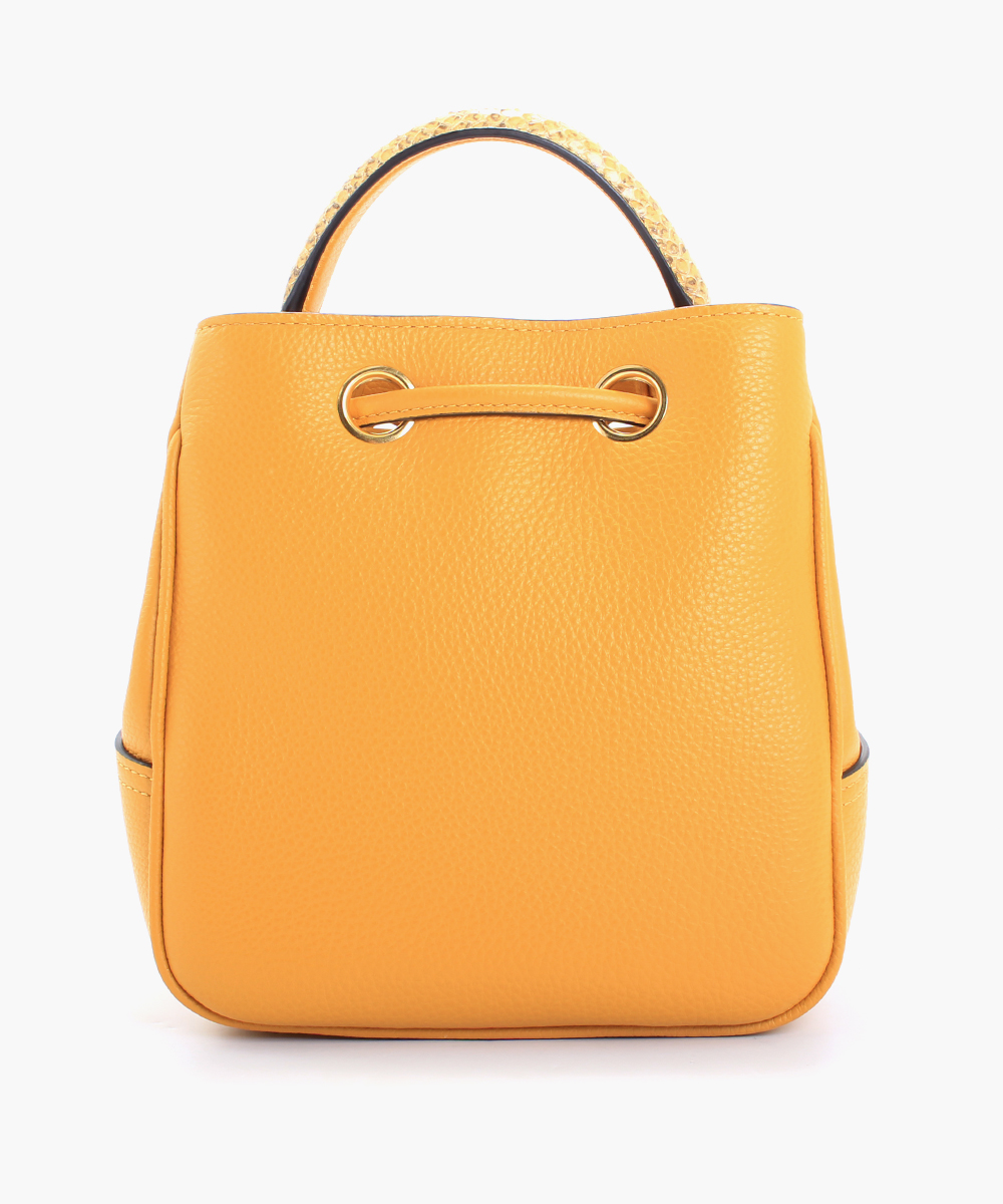 yellow gul mulberry bag väska rea sale