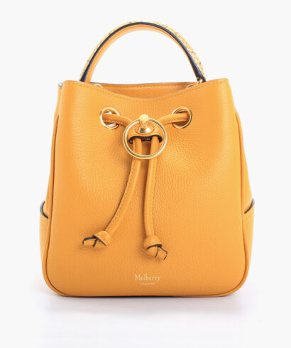yellow gul mulberry bag väska rea sale