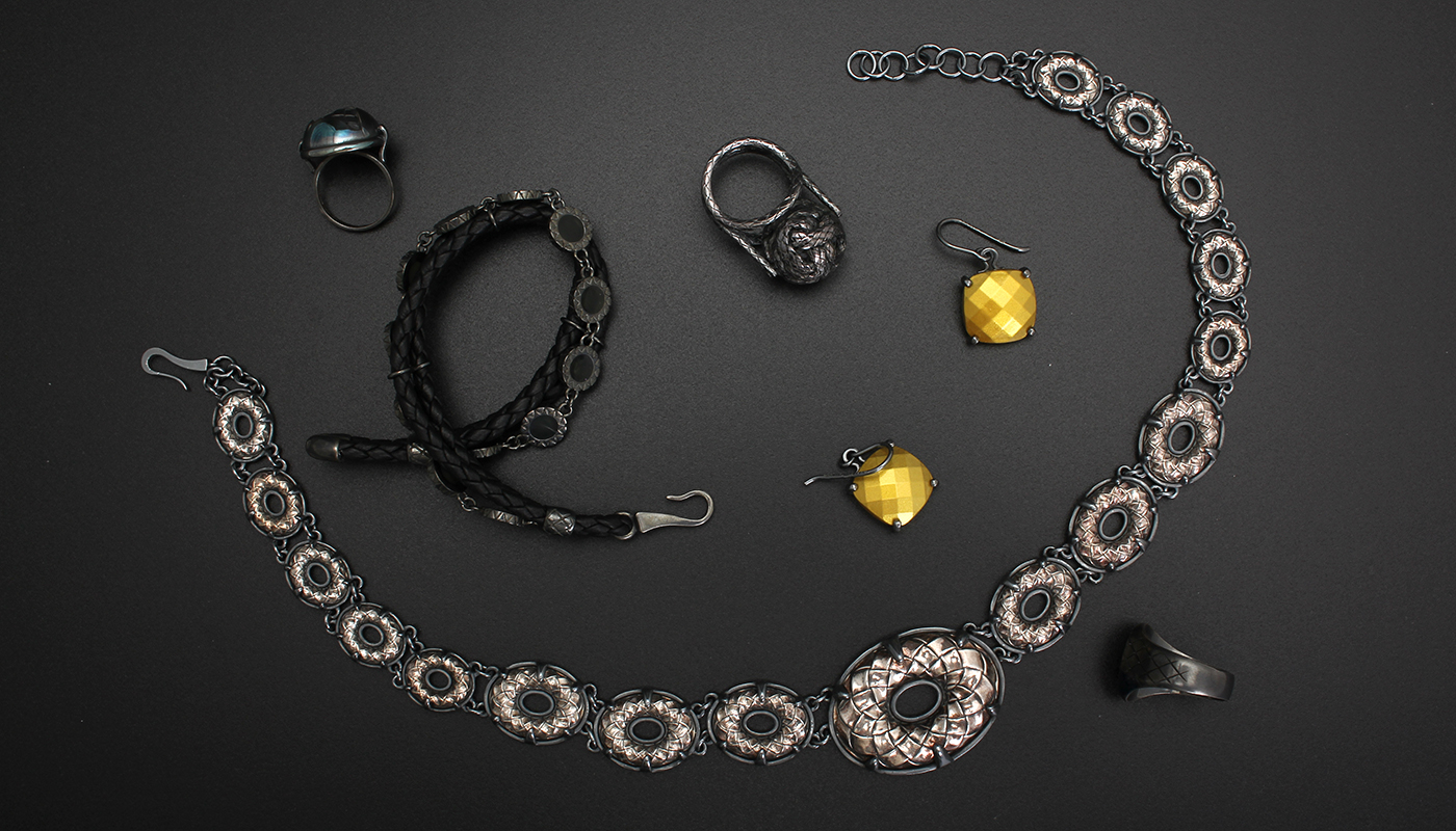 smycken rea rabatt bottega veneta