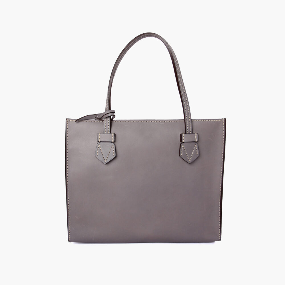 Moreau Paris Tote Bag grey